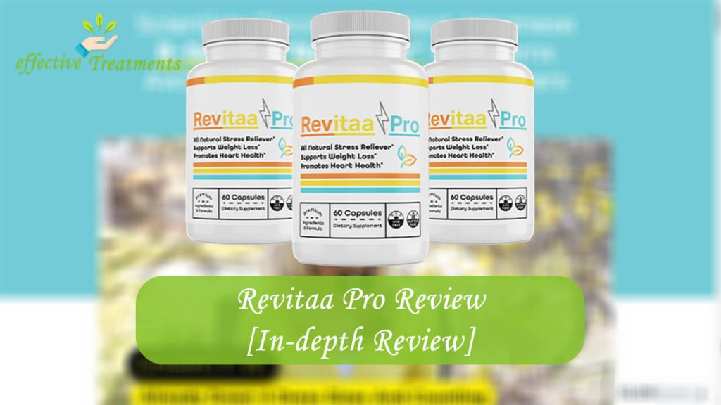 Revitaa pro reviews: one step towards an overall healthy life